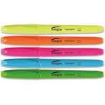 Integra Pen Style Fluorescent Highlighter ITA36180