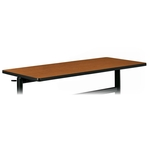 Basyx by HON Rectangular Table Top BSXBTR2472NHP