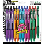 Zebra Pen Z-Grip Retractable Ballpoint Pen ZEB12223