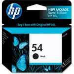 HP 54 Black Original Ink Cartridge HEWCB334AN