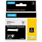 Dymo Rhino Polyester Label Tape DYM1734523
