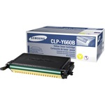 Samsung Toner Cartridge - Yellow SASCLPY660B