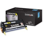 Lexmark Yellow Toner Cartridge LEXX560A2YG