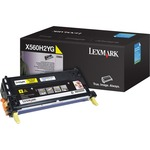 Lexmark Toner Cartridge - Yellow LEXX560H2YG