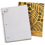 Earthwise Oxford Recycled Wirebound Notebook ESS25480