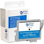 Elite Image Ink Cartridge - Remanufactured for Epson - Black ELI75348