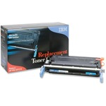IBM Toner Cartridge - Replacement for HP (C9721A) - Cyan IBMTG95P6486