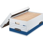 Bankers Box Stor/File - Legal, Lift-Off Lid 4pk FEL0070205
