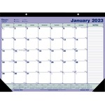 Brownline Monthly Desk/Wall Calendar Pad REDC181731