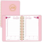 Brownline Daily Planner REDCB634WPNK