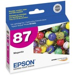 Epson UltraChrome Ink Cartridge - Magenta EPST087320