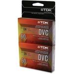 TDK DVC Videocassette TDK38630
