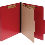 Acco Presstax ColorLife Four Section Classification Folder ACC15649