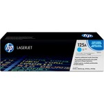 HP 125A Toner Cartridge - Cyan HEWCB541A