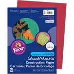 SunWorks Groundwood Construction Paper PAC6103