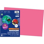 Pacon Riverside Groundwood Construction Paper PAC103581