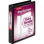 Cardinal XtraValue ClearVue Slant-D Ring Binder CRD17201