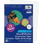 Pacon SunWorks Groundwood Construction Paper PAC8703