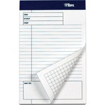 Tops Planning pad with Ruled Task List TOP77152