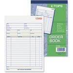 TOPS 2-part Carbonless Sales Order Book TOP46500