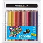 Prismacolor Scholar Woodcase Colored Pencil SAN92807