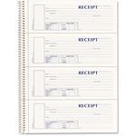 Rediform 3-part Wirebound Money Receipt Book REDS16444WCL