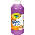 Crayola Washable Finger Paint 55-1316-040