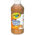 Crayola Washable Finger Paint 55-1316-007