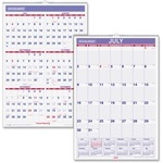At-A-Glance Academic Wall Calendar AAGAY328
