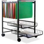 Advantus Mobile File Cart AVT34075