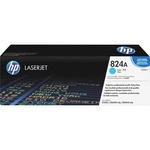 HP 824A Cyan Original LaserJet Toner Cartridge HEWCB381A