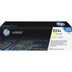HP 824A Yellow Original LaserJet Toner Cartridge HEWCB382A