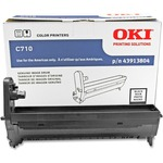 Oki Black Image Drum For C710 Series Printers OKI43913804