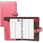 Day-Timer Pink Ribbon Leather Starter Set DTM48437