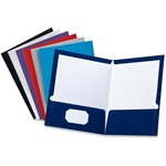 Oxford Laminated Twin Pocket Folders ESS51730