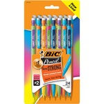 BIC Mechanical Pencil With Pocket Clip BICMPLWP241