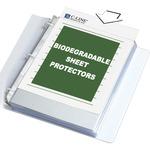 C-line Line Specialty Sheet Protectors