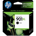 HP 901XL High Yield Black Original Ink Cartridge HEWCC654AN