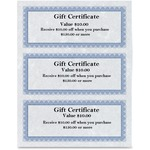 First Base Regent Gift Certificate FST83403