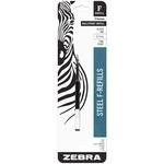 Zebra Pen F-Series Pen Refill ZEB85511