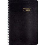 Brownline Brownline Economical Daily Appointment Planner REDC250481T
