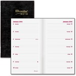 Brownline Brownline Pocket Size Two Week Spread Planner REDC562681Z