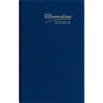 Brownline Brownline Pocket Daily Appointment Planner REDCB301ASX