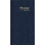 Brownline Brownline Portable Size Daily Appointment Planner REDCB401ASX