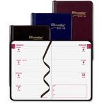 Brownline Brownline Pocket Size Weekly Planner REDCB404ASX