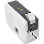 Brother P-touch PT-1230PC Thermal Transfer Printer - Monochrome - Label Print BRTPT1230PC