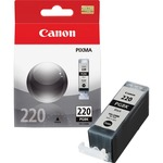Canon PGI-220 ChromaLife100 Plus Pigment Black Ink Cartridge CNMPGI220