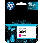 HP 564 Magenta Original Ink Cartridge HEWCB319WN