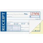 Adams Money/Rent Receipt Book ABFDC2501WS