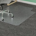 Lorell Diamond Anti-static Chair Mat LLR25751